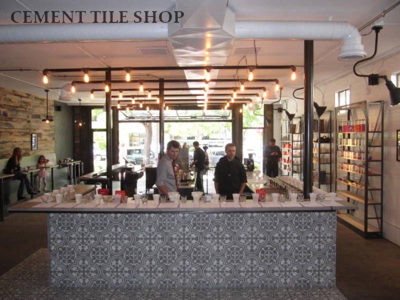 Aviano Coffee – Denver, Colorado | Cement Tile Shop Blog