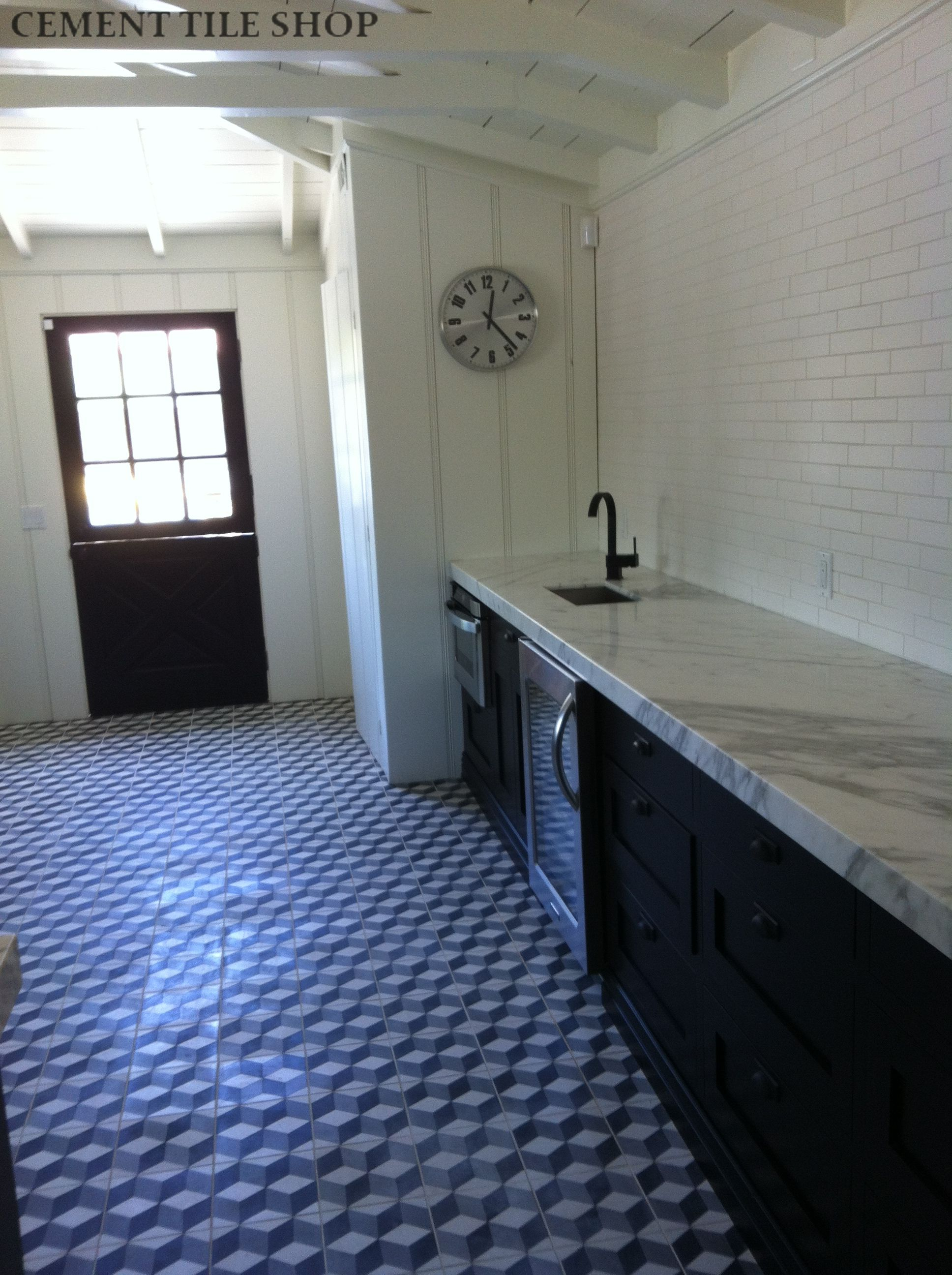 harlequin cement tile | Cement Tile Shop Blog