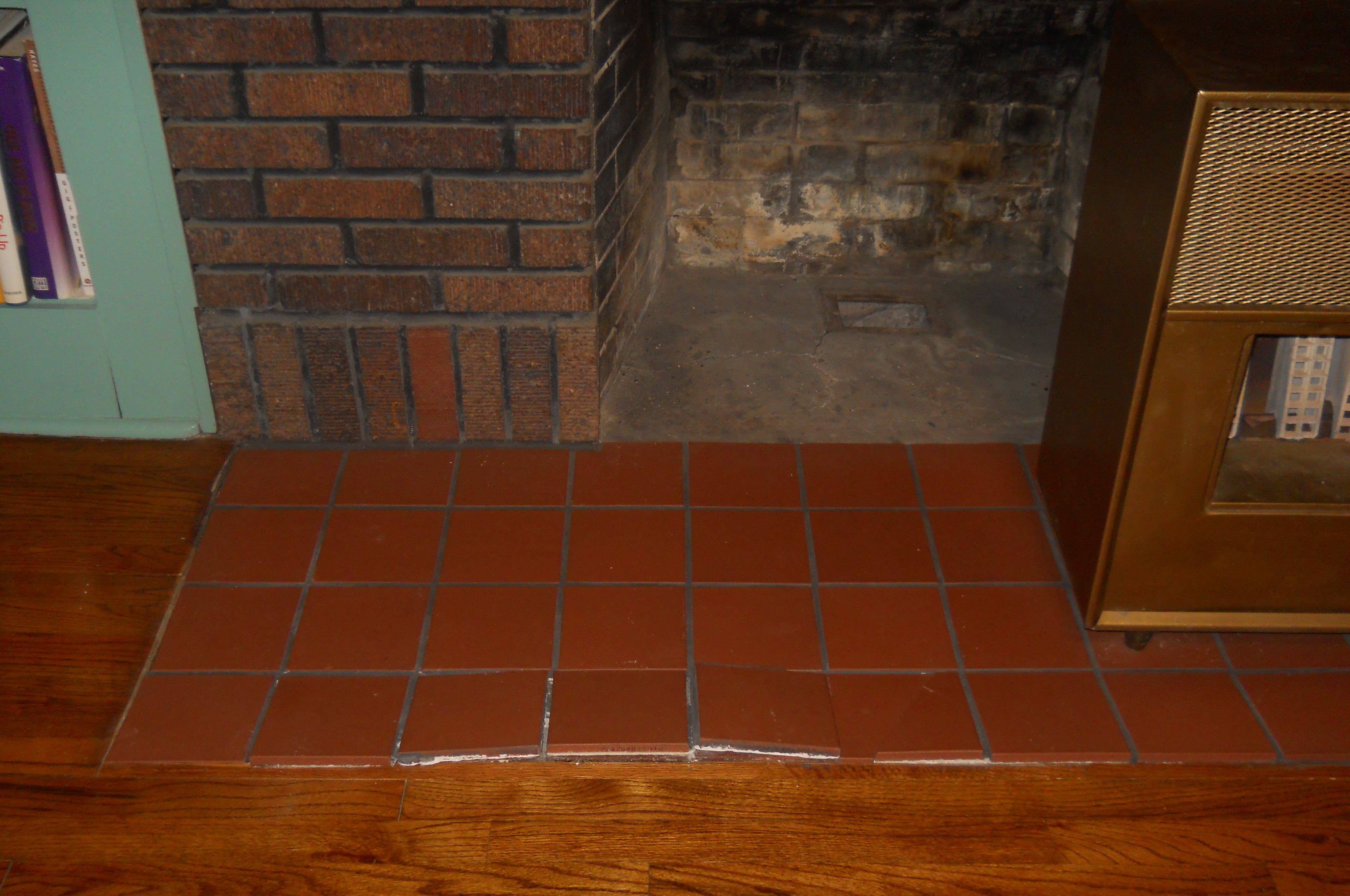 Brand new fireplace hearth | Cement Tile Shop Blog NX07