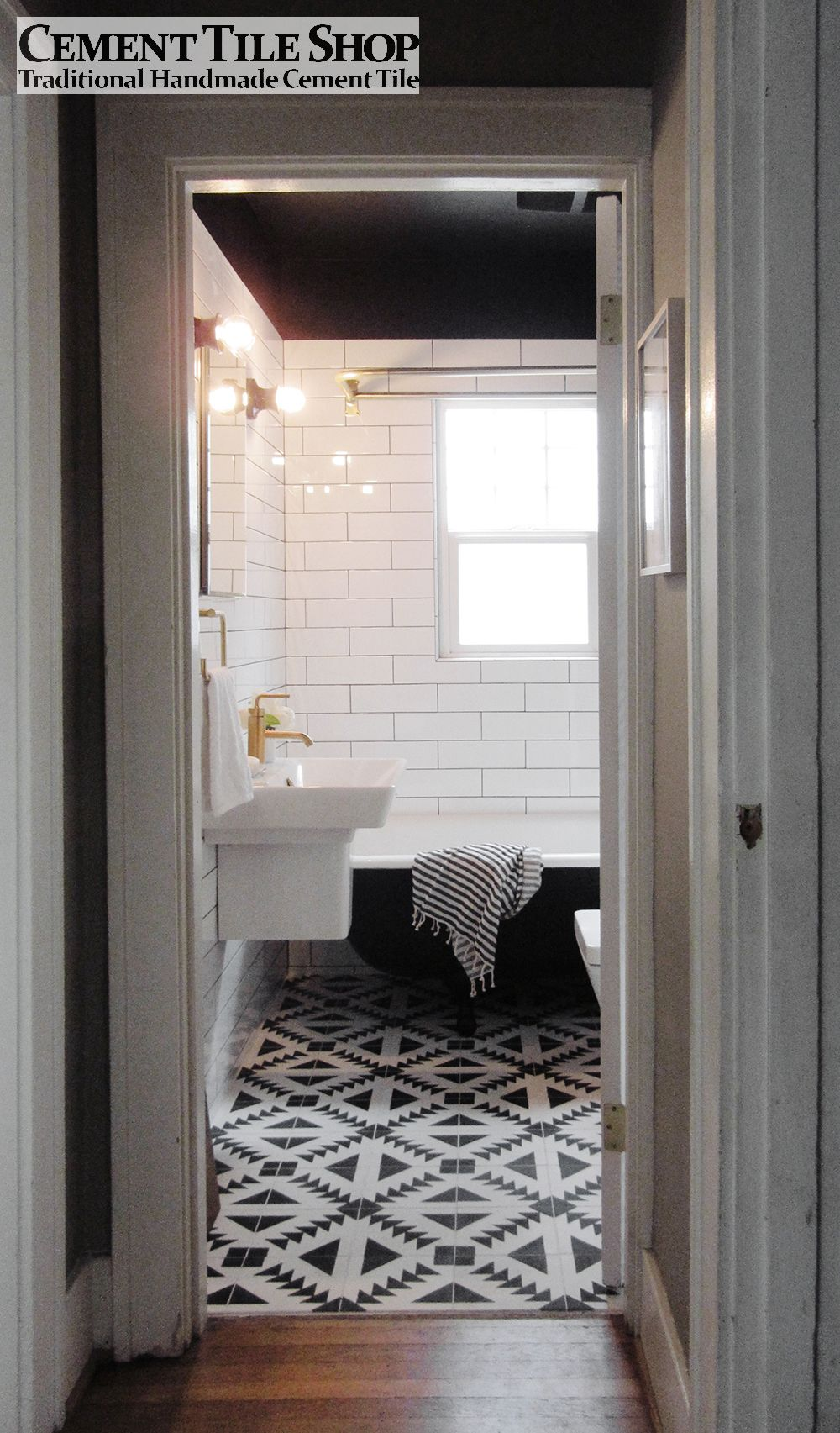 Cement tile shop blog encaustic cement tile Bathroom flooring tile