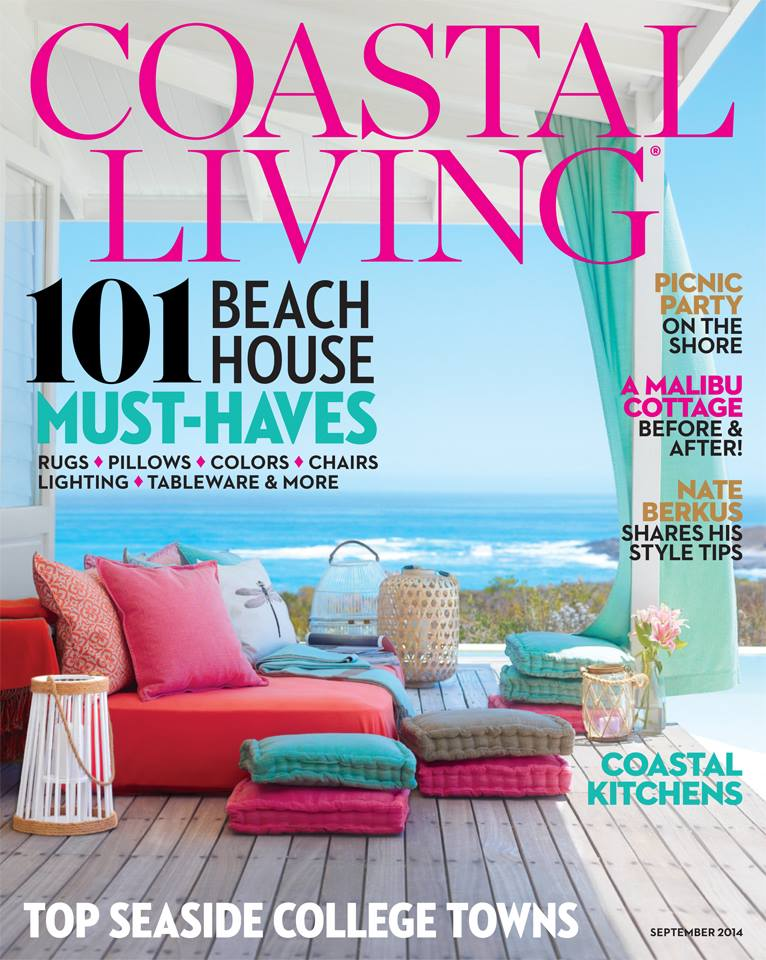 Coastal Living - September 2014