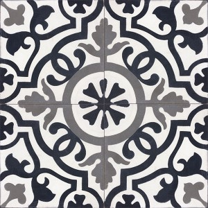 Cement Tile Shop - Amalia Black