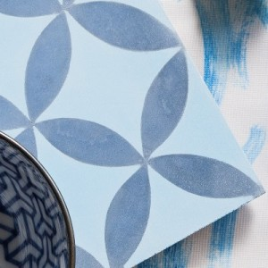 Cement Tile Shop - Circulos Blue