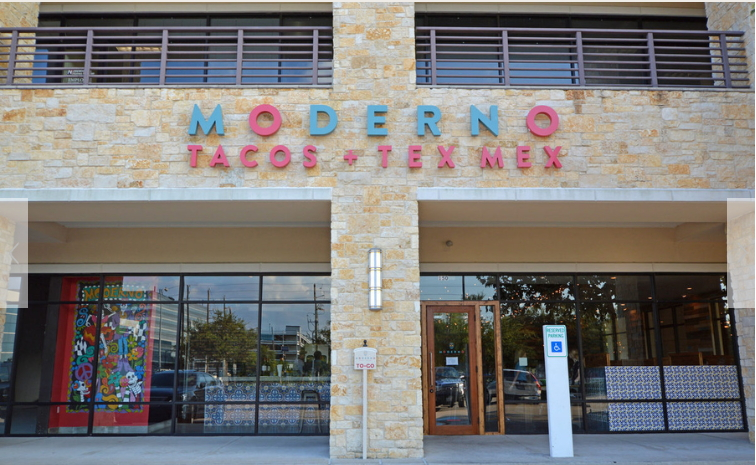 Moderno Tacos + Tex Mex - Houston