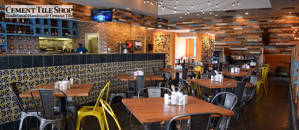 Cement Tile Shop - Borgo Alegri - Moderno Tacos + Tex Mex - Houston