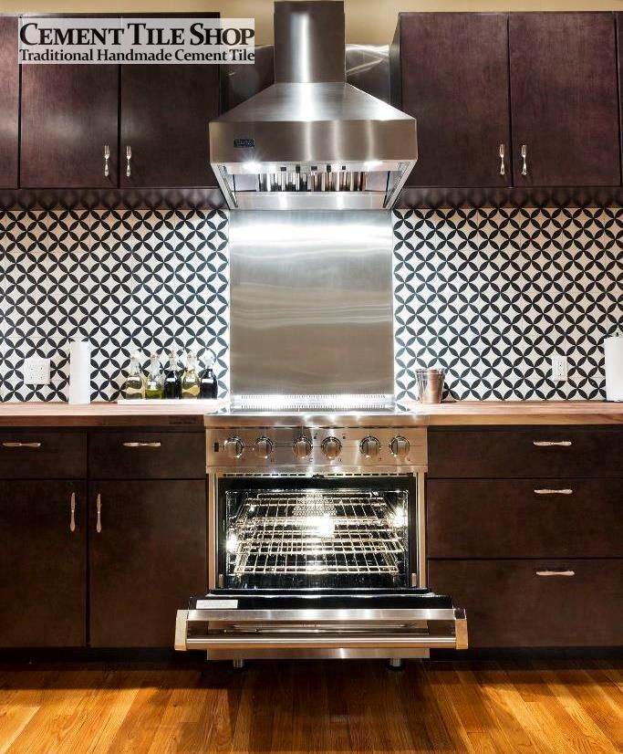 My Cooking Party - Cement Tile Shop - Circulos White