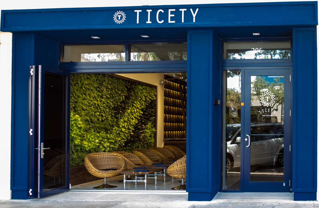 Ticety Iced Tea Bar - Coral Gables