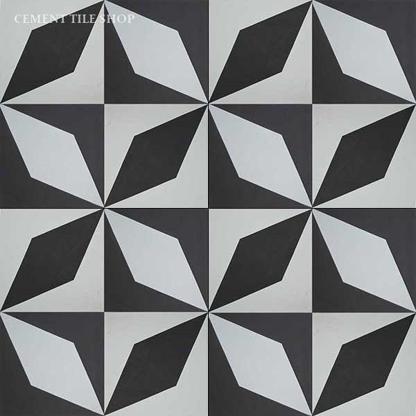 Cemnt Tile Shop - Diamond Mix