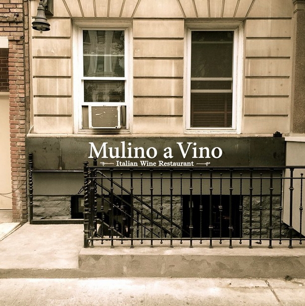 Mulino a Vino - New York
