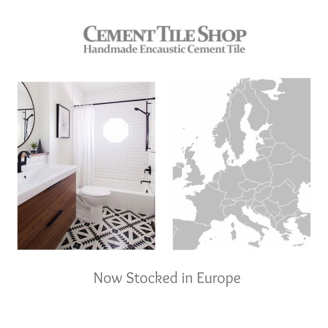 Cement Tile Shop Europe