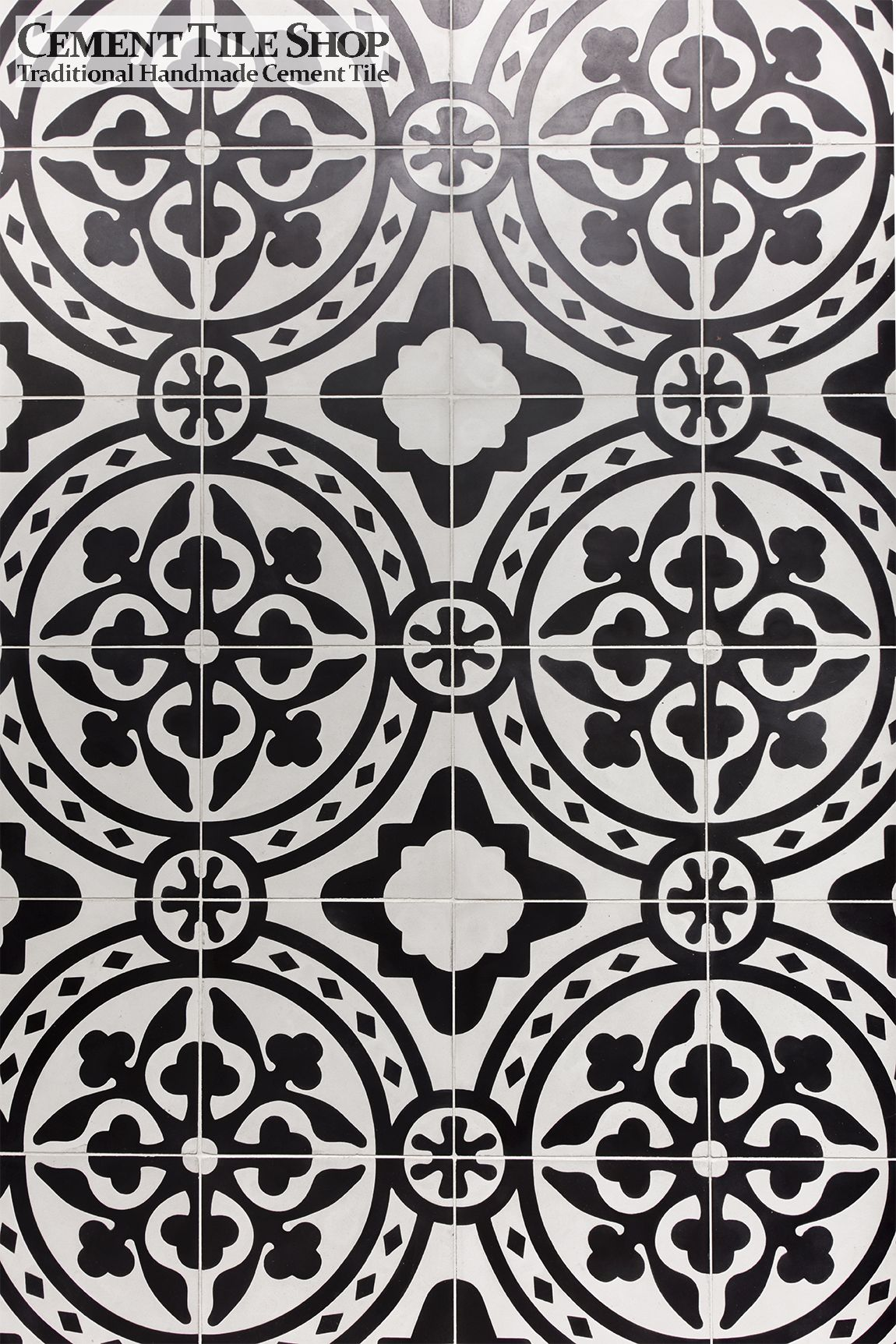 Schmauder Group - Cement Tile Shop - Bristol Pattern 4
