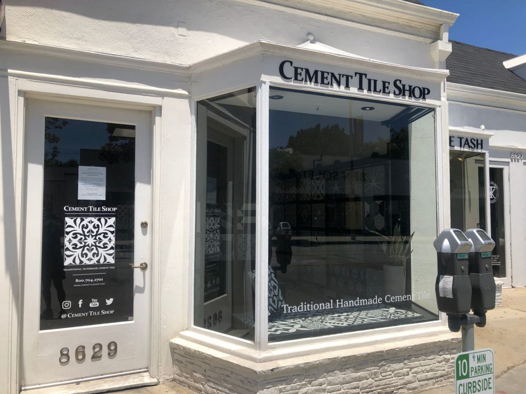 Cement Tile Shop - West Hollywood 1