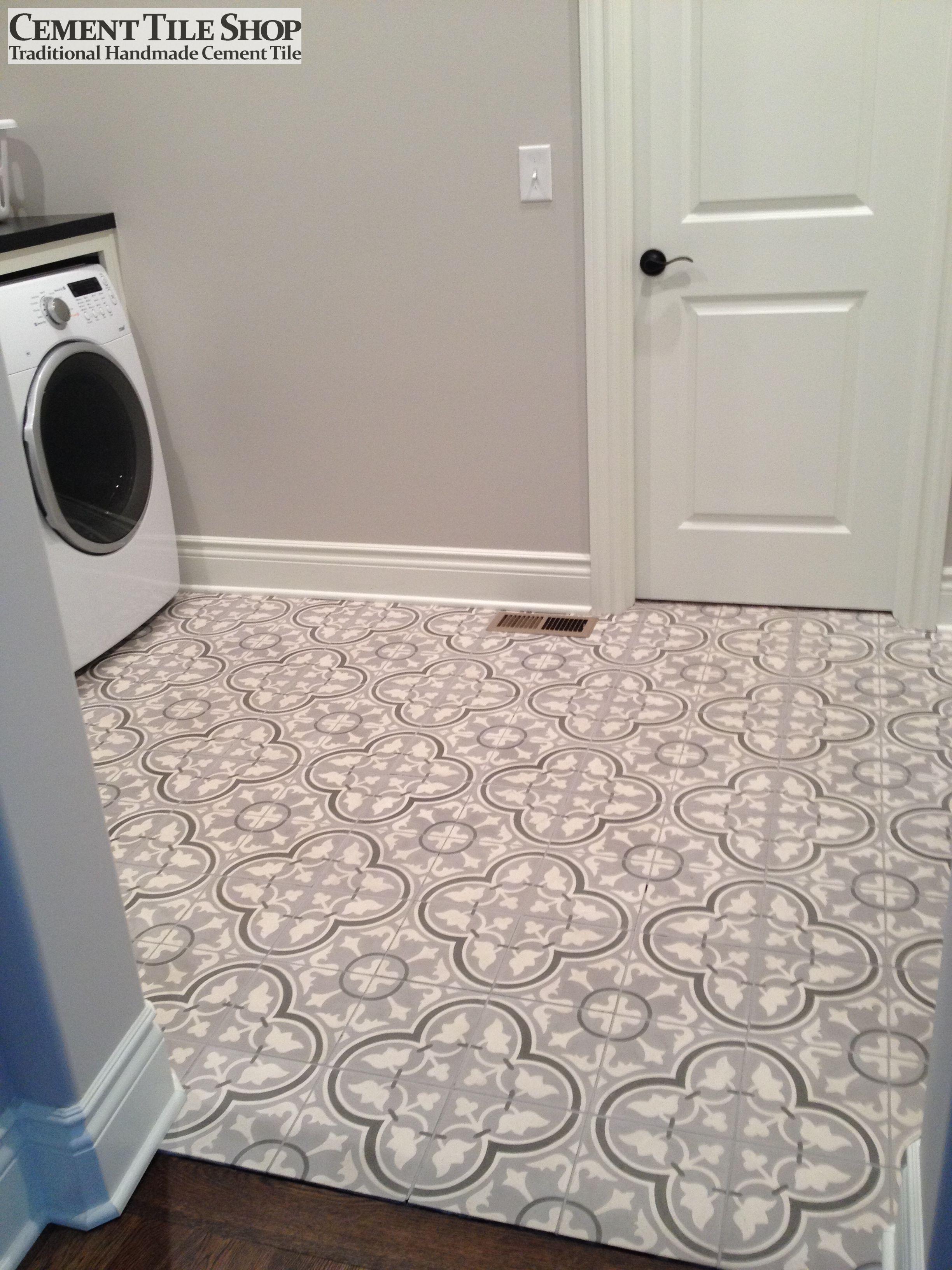Custom Laundry Room Wichita Ks Cement Tile Shop Blog