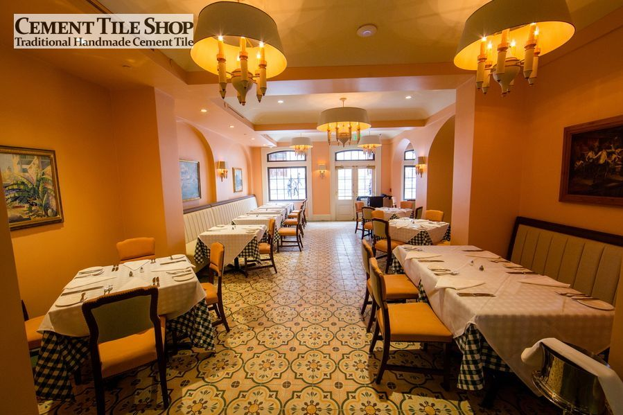 Brennan s new orleans la cement tile shop blog for Best private dining rooms new orleans