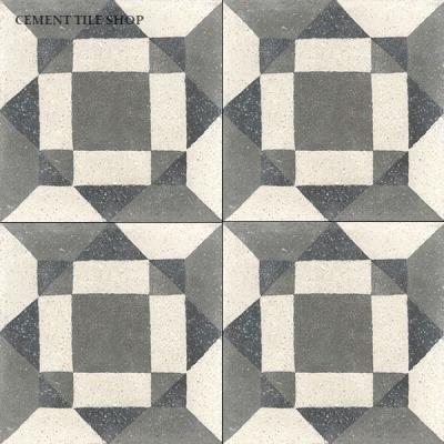 Cement Tile Shop - Encaustic Cement Tile Baracoa Terrazzo
