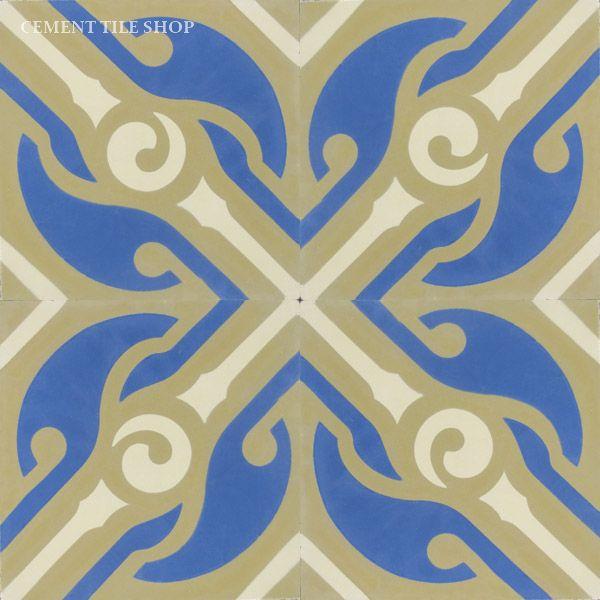 Cement Tile Shop Encaustic Cement Tile Tudor