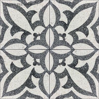 Cement Tile Shop Encaustic Cement Tile Zebra Terrazzo